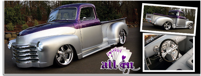 Classic Chevy Amp Gm Truck Parts 47 72 Premier Street Rod