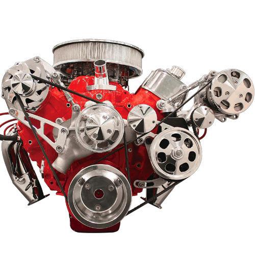 Gm Alternator Conversion Kits : Premier street rod chevy car or truck parts bis