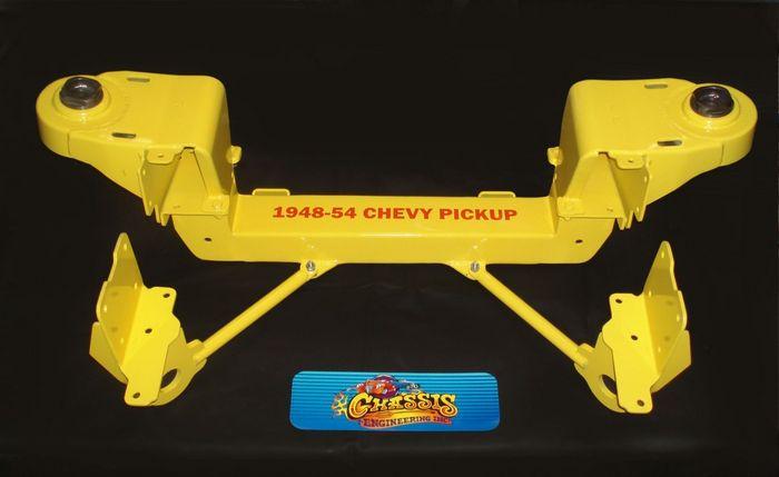 Premier Street Rod Chevy Parts 4754 M2c 1947 54