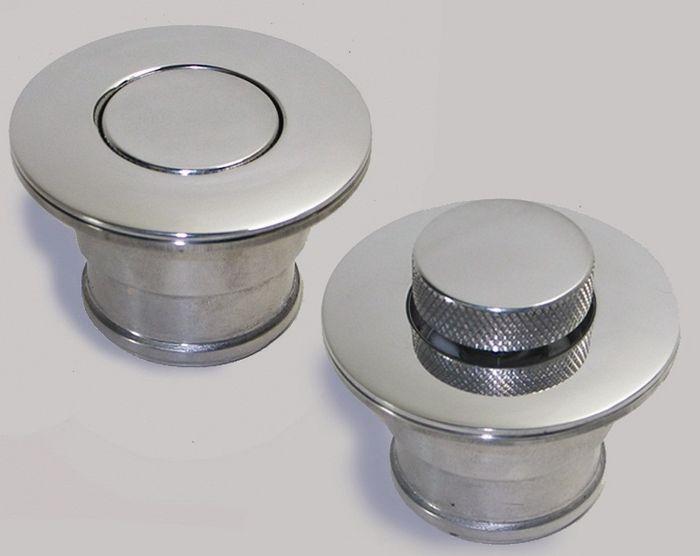Premier Street Rods Doc 65 Polished Billet Aluminum