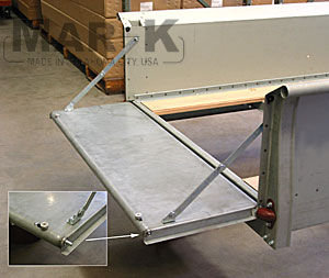 Chevy Truck Tailgate W Hidden Latches Amp Links 1939