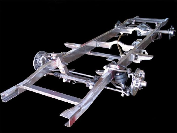 Premier Street Rod Truck Parts 5356ftc 1953 56 Ford