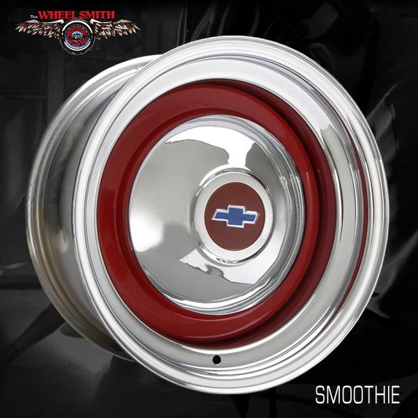 Premier Street Rod Parts Tws Sr Smoothie Wheel Bare