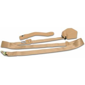 3 Point Retractable Peach Seat Belt (1 Belt) Photo Main