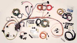 COMPLETE WIRING KIT - 1947-55 Chevrolet Truck, Classic Update Series Photo Main