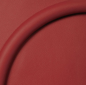 "Half Wrap 15.5"" Red Leather Photo Main"
