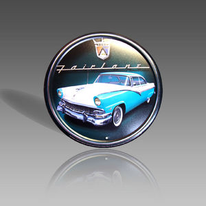 FORD FAIRLANE METAL SIGN Photo Main