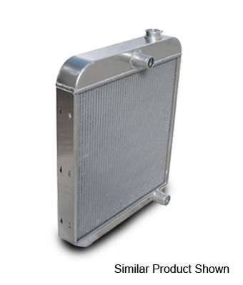 1932-36 CHEVROLET TRUCK ALUMINUM RADIATOR Photo Main