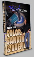 Color Sanding and Buffing DVD Photo Main
