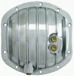 Polished Aluminum Differential Cover Dana 30 - 10 Bolt    Photo Main