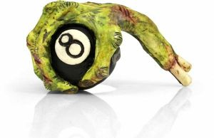 Grippy 8 Ball Zombie Hand Shift Knob Photo Main