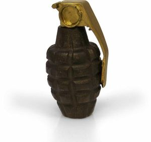 Pineapple Grenade Shift Knob Photo Main