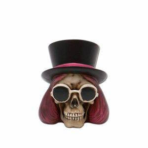 Willy Wonka Skull Shift Knob and Topper Photo Main