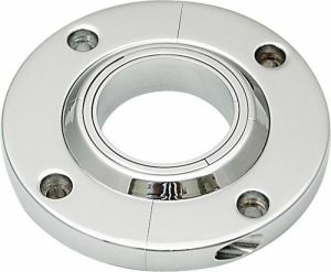 Billet Swivel Column Floor Mount Photo Main