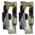 Power Bear Claw Door Latch Kit - Large