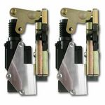 Power Bear Claw Door Latch Kit - Small