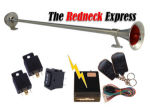 "48"" Redneck Special w/ Air Valve, Wiring & Switch, 2 Relays - 175db @ 150psi"