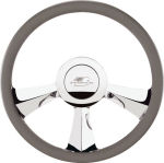 "Steering Wheel 1/2 Wrap 14"" Rival ( Discontinued )"