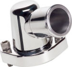 BBF Billet Thermostat Housing Swivel 15 Deg