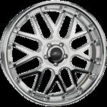 Billet Specialties Pro Touring Series - Le Mans Wheel