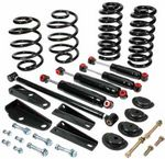 1963-72 Chevrolet Truck Coil Spring Kit Deluxe Drop Package