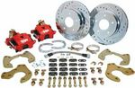 "Rear Disc Brake Kit - Ford Truck 9"" ( w/ 3/8"" flange holes 5.5 or 5 on 5.00 bolt pattern)"
