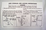 1955 Chevrolet Jack instruction