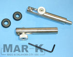 1934-87 GM HIDDEN TAILGATE LATCH - STEP SIDE SST