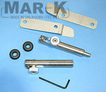 1958-66 GM HIDDEN TAILGATE LATCH - FLEETSIDE SST