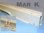 1937-39 CHEVROLET 1937-38 GMC REAR CROSS SILL