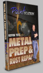 Metal Prep and Rust Repair DVD
