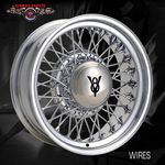 Wire Wheel All Chrome